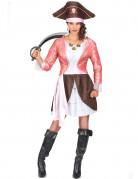 Vous aimerez aussi : Déguisement pirate femme rose
