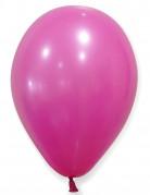Vous aimerez aussi : 12 Ballons fuchsias 28 cm