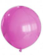 Ballon fuchsia 80 cm