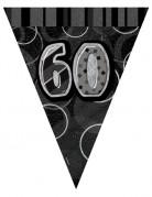Vous aimerez aussi : Guirlande Fanions gris Age 60 ans