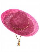 Vous aimerez aussi : Sombrero mexicain rose adulte