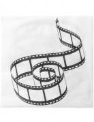 Vous aimerez aussi : 20 Serviettes en papier de table Cinéma 33 x 33 cm