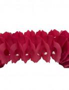 Vous aimerez aussi : Guirlande papier bordeaux 15 cm x 4 m