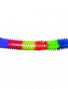 Guirlande papier multicolores 6 mètres