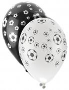 Vous aimerez aussi : 8 Ballons latex Foot