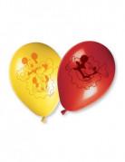 Vous aimerez aussi : 8 ballons latex Mickey Mouse™