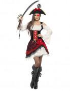 Vous aimerez aussi : Déguisement pirate glamour femme