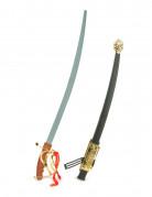 Epée justicier en plastique 68 cm