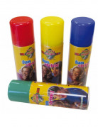 Bombe fils serpentins multicolores 70 ml