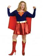 Déguisement Supergirl™ grande taille femme