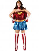 Déguisement Wonder Woman™ femme grande taille