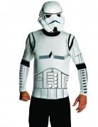 T-shirt et masque Stormtrooper Star wars™ adulte