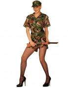 Vous aimerez aussi : Déguisement militaire femme