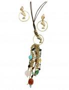 Kit bijoux reine d'Egypte femme