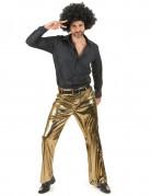 Pantalon doré homme