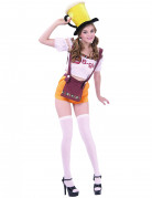 Vous aimerez aussi : Déguisement bavaroise short sexy femme