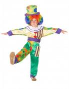 Vous aimerez aussi : Déguisement clown bariolé garçon
