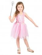 Vous aimerez aussi : Déguisement fée princesse rose fille
