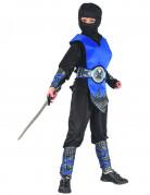 Vous aimerez aussi : Déguisement ninja bleu et gris garçon