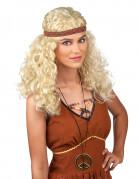 Vous aimerez aussi : Perruque hippie blonde femme
