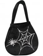 Sac araignée et toile adulte Halloween