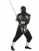 Vous aimerez aussi : Déguisement ninja noir et argenté homme