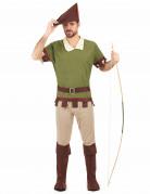 Vous aimerez aussi : Déguisement Homme des Bois marron et vert