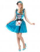 Vous aimerez aussi : Déguisement Alice au pays imaginaire femme