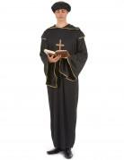 Vous aimerez aussi : Déguisement moine noir et doré homme