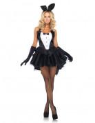 Vous aimerez aussi : Déguisement lapin noir et blanc sexy femme