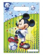 Vous aimerez aussi : 6 Sacs cadeaux Mickey Foot™ 16,5 x 23 cm