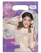 Vous aimerez aussi : 6 Sacs cadeaux Violetta™ 16,5 x 23 cm