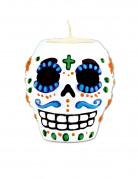 Vous aimerez aussi : Bougeoir crâne Dia de los Muertos 7 cm