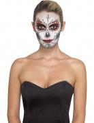 Vous aimerez aussi : Kit maquillage squelette coloré adulte