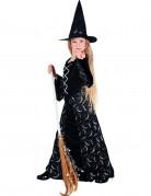 Vous aimerez aussi : Déguisement sorcière demi-lune fille Halloween