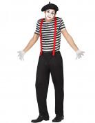 Vous aimerez aussi : Déguisement mime pantalon homme
