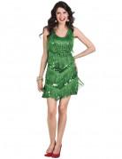 Vous aimerez aussi : Déguisement charleston années 20 vert femme
