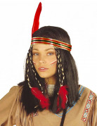 Vous aimerez aussi : Perruque indienne cheyenne femme