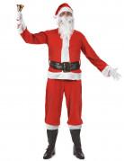 Déguisement Père Noël complet Adulte