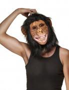 Masque latex singe adulte