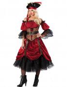 Vous aimerez aussi : Déguisement Pirate avec corset pour femme - Premium