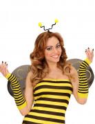 Mitaines longues abeille adulte