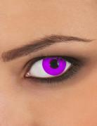 Vous aimerez aussi : Lentilles fantaisie oeil violet 3 mois adulte
