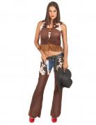 Vous aimerez aussi : Déguisement cowgirl pantalon Femme