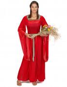 Vous aimerez aussi : Déguisement médiéval rouge effet velours femme