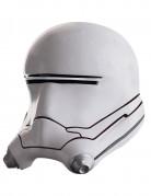 Masque luxe casque 2 pièces Flametrooper Star Wars VII™ adulte