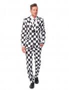 Costume Mr. Black & White homme Suitsmeister™