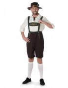 Vous aimerez aussi : Déguisement Bavarois salopette marron homme