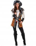 Vous aimerez aussi : Déguisement Pirate avec gilet femme