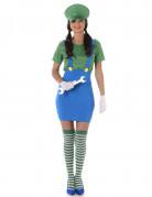 Vous aimerez aussi : Déguisement plombier vert femme